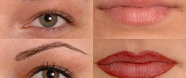 Taller de maquillaje permanente